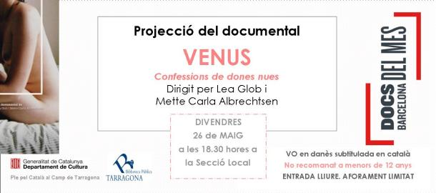 Documental del mes Venus_28_05