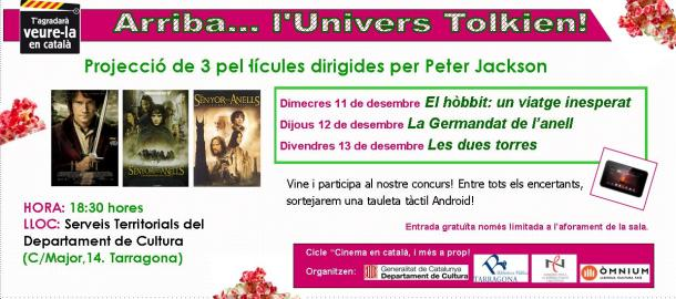 flyer UNIVERS TOLKIEN