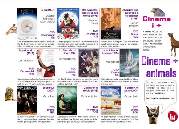 pantallassu cinema animals
