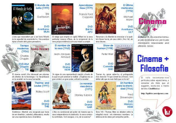 cinema + filosofia
