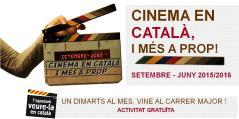 imatge GENÈRICA cinema 2015 2016