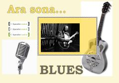 Aparador Musical Blues Febrer 2016