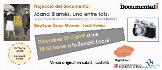 flyers ABRIL Joana Biarnés