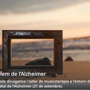Dia Mundial de l'Alzheimer: activitats a labiblioteca