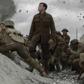 1917, la I Guerra Mundial en un plaseqüència